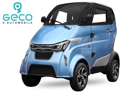 EEC Elektroauto Geco Quizy Blei-Akku 3kW