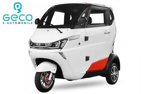 EEC Elektroauto Geco Fleezy Lithium Batterie 1.5kW